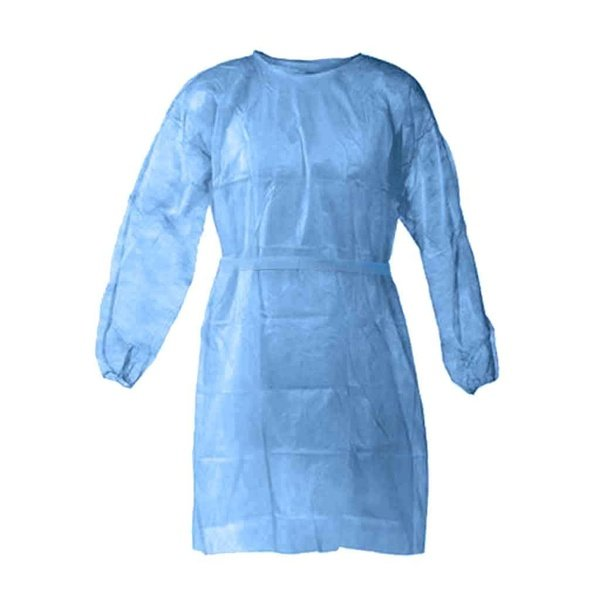 Level 1 disposable gown for minimal risk environments - Nationwide Medical Supply