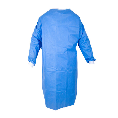 Level 1 & 2 Disposable medical gown - Nationwide Medical Supply